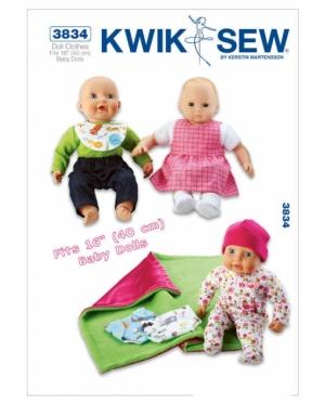 KwikSew 3834