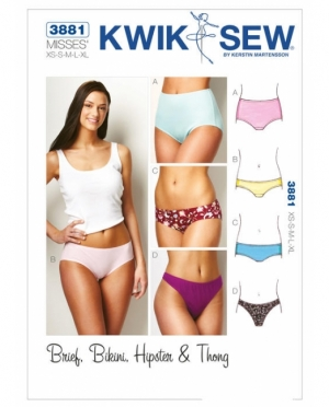 KwikSew 3881