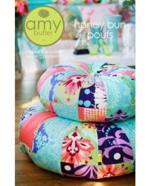 HONEY BUN POUFS
