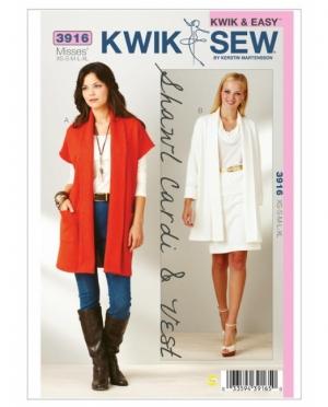 KwikSew 3916