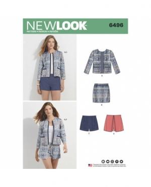New Look 6496