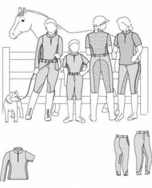 Suitability Breeches / Shirts Pattern