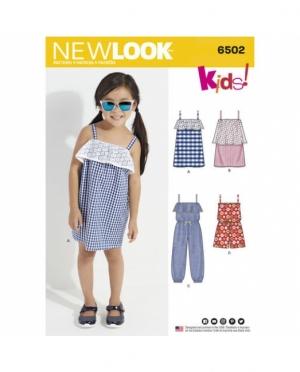 New Look 6502