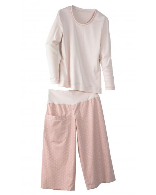 Zwischenmass 636001 Schlafhose Pyjama Hose - UNTERWÄSCHE / NACHTMODE ...