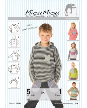 Miou Miou Kinder Sweatshirt