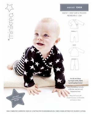 Minikrea 10404 Babyset Hose und Oberteil