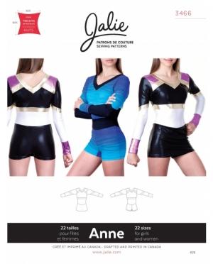 jalie 3466 Anne