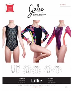 jalie 3464 Lillie Body
