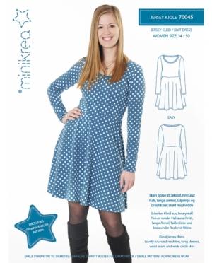 Minikrea 70045 Jersey Kleid