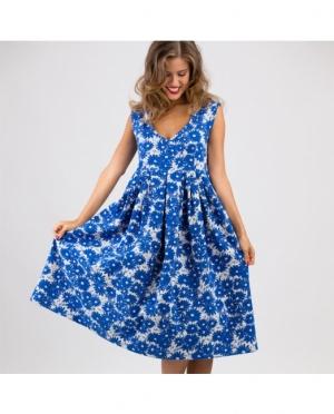 schnittchen Kleid Luciana