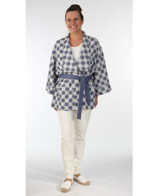 Kimono Jacke Zwischenmass 626103 - Jacken - schnittmuster-shop.ch ...
