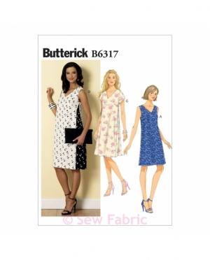 Butterick 6317