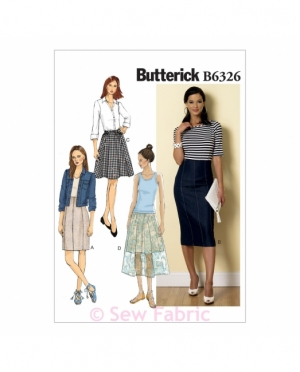 Butterick 6326