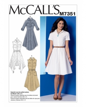 McCalls 7351