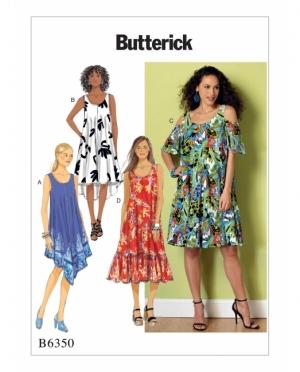 Butterick 6350