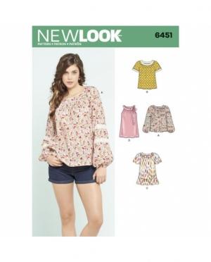 New Look 6451