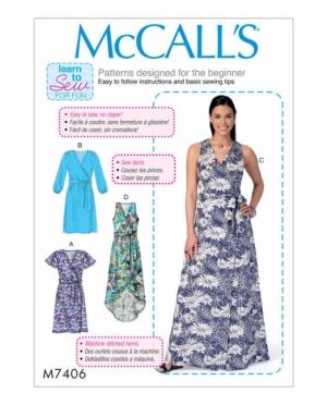 McCalls 7406