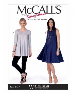 McCalls 7407