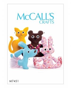 McCalls 7451