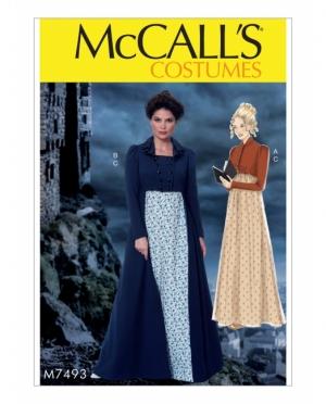 McCalls 7493