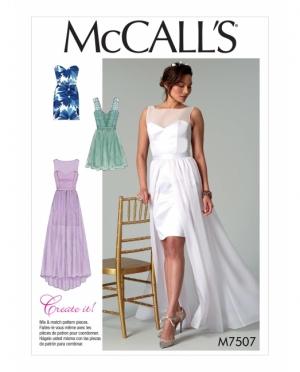 McCalls 7507
