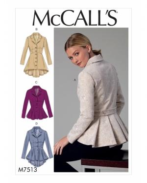 McCalls 7513