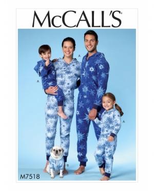 McCalls 7518