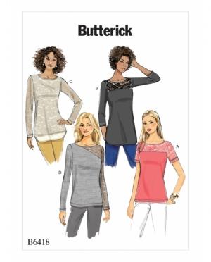 Butterick 6418