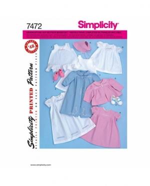 Simplicity 7472 Schnäppchen