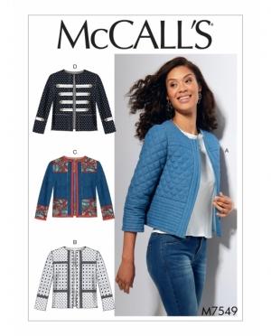 McCalls 7549