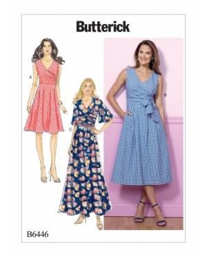 Butterick 6446