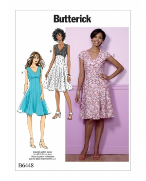 Butterick 6448