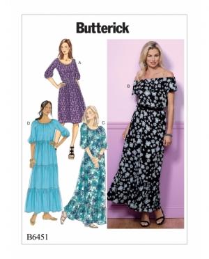 Butterick 6451