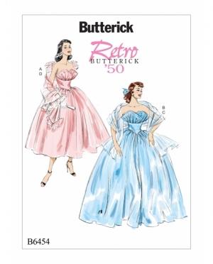 Butterick 6454