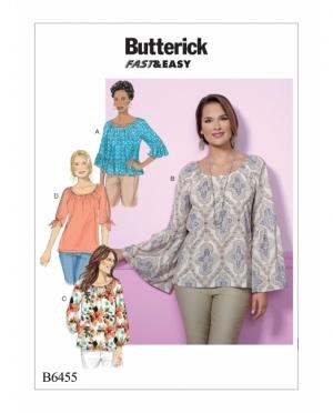 Butterick 6455