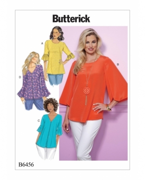 Butterick 6456