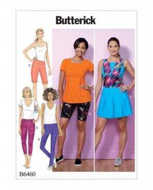 Butterick 6460