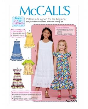 McCalls 7558