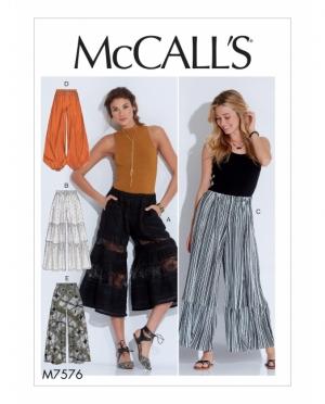 McCalls 7576