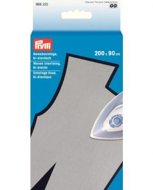 Gewebeeinlage bi-elastisch 90 cm weiss..