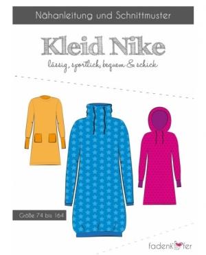 Fadenkäfer Kleid Nike Kinder