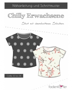 Fadenkäfer Shirt Chilly Damen