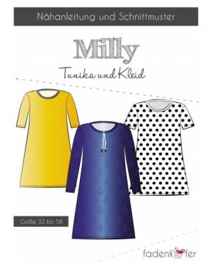 Fadenkäfer Kleid und Tunika Milly Damen