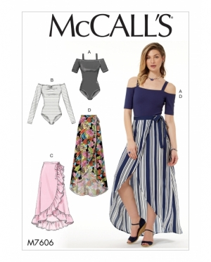 McCalls 7606