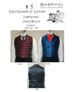 LMM Bijoux Pattern Mens Romantic & Vic..