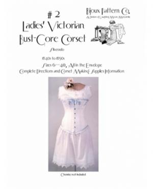 LMM Bijoux Pattern Ladies Victorian Bu..