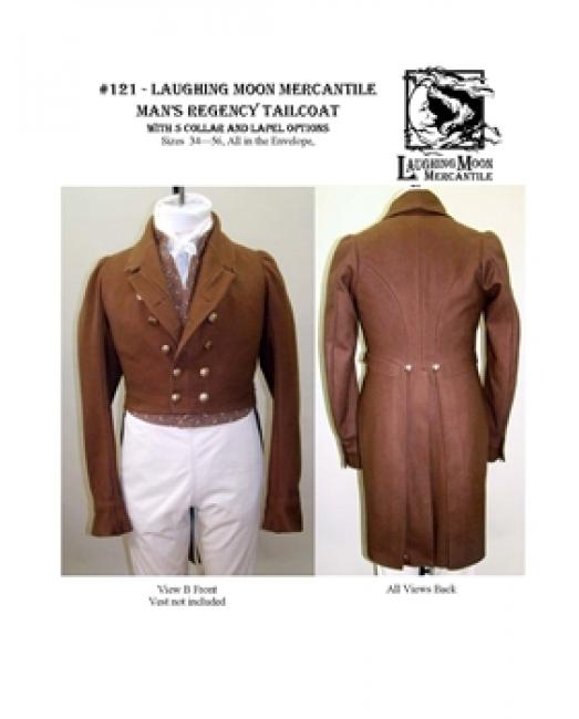 LMM Mens men\'s Recency Tailcoat 121 - LAUGHING MOON (43 ...