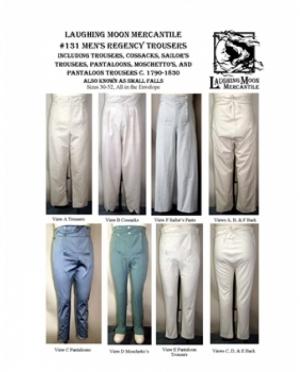 LMM Mens Regency Trousers  131