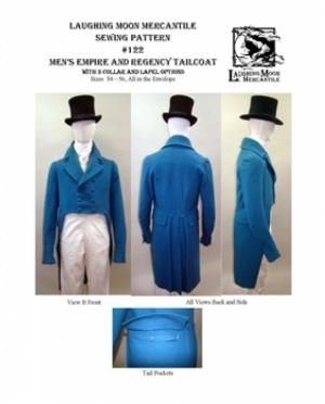 LMM Mens Empire and Regency Tailcoat  ..