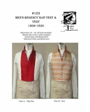LMM Mens Regency slip vest & vest  123
